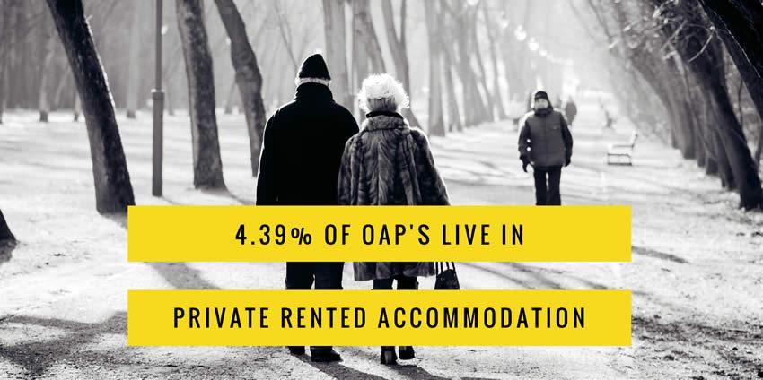 Colchester OAP renters